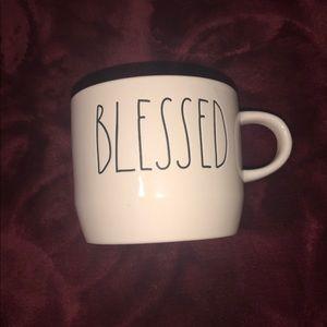 Rae Dunn Blessed Cappuccino Mug